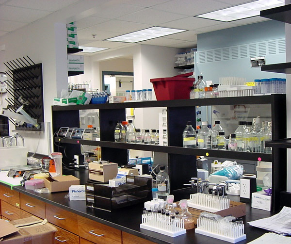 Health Science Center Pharmacy Wing – University of Florida